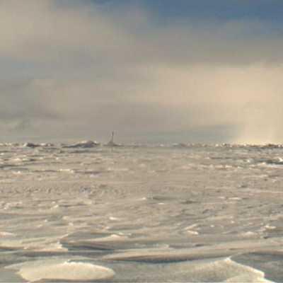 Bild: Eis am Nordpol, über dts Nachrichtenagentur