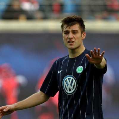Bild: Robin Knoche (VfL Wolfsburg), über dts Nachrichtenagentur