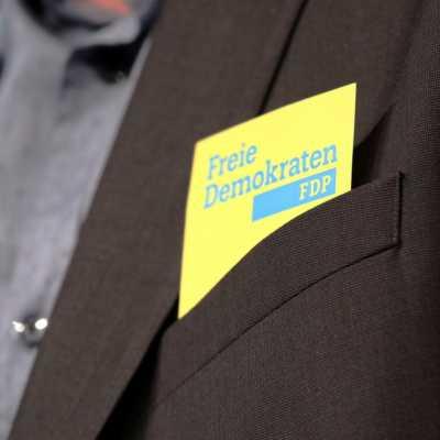 Bild: FDP-Logo, über dts Nachrichtenagentur