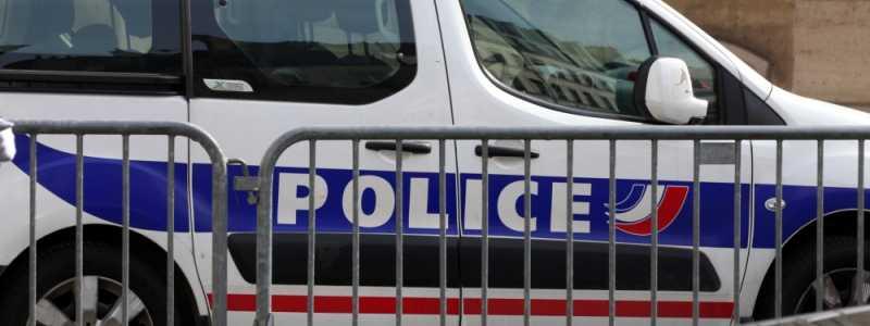 Bild: Französisches Polizeiauto, über dts Nachrichtenagentur