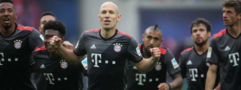 Bild: FC-Bayern-Spieler im Mai 2017, über dts Nachrichtenagentur