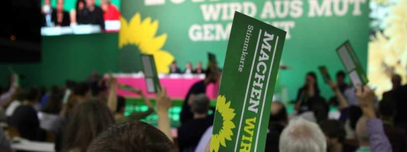 Bild: Grünen-Bundesdelegiertenkonferenz 2017, über dts Nachrichtenagentur