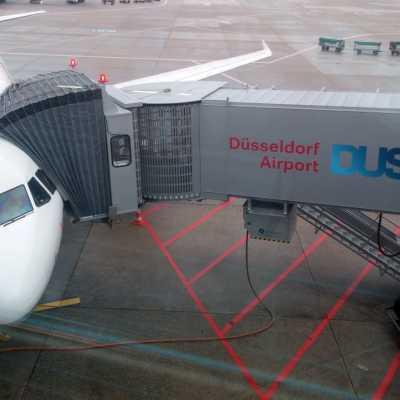 Bild: Flughafen Düsseldorf, über dts Nachrichtenagentur
