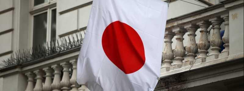 Bild: Fahne von Japan, über dts Nachrichtenagentur