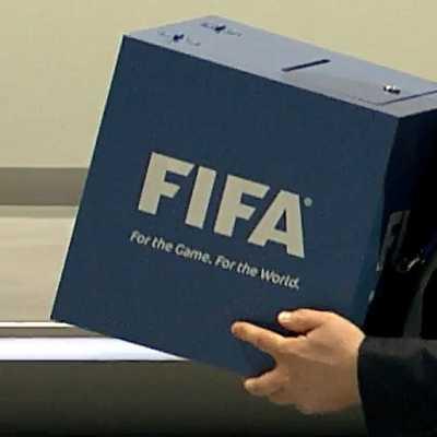 Bild: FIFA-Logo, über dts Nachrichtenagentur