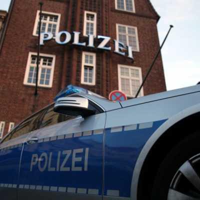 Bild: Polizei in Hamburg, über dts Nachrichtenagentur