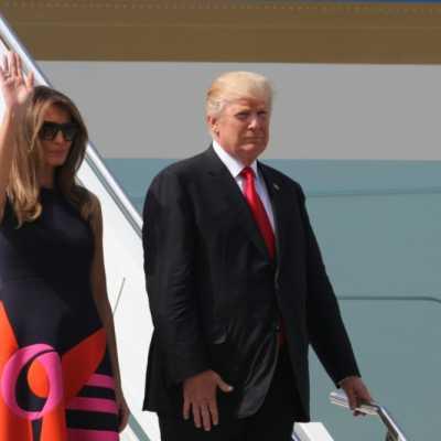 Bild: Donald Trump in Hamburg am 06.07.2017, über dts Nachrichtenagentur