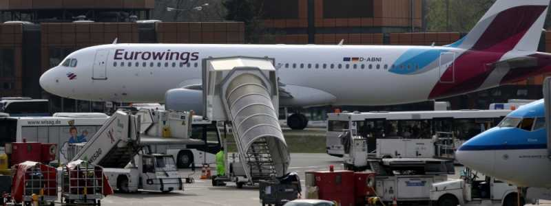 Bild: Eurowings, über dts Nachrichtenagentur