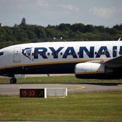 Bild: Ryanair, über dts Nachrichtenagentur