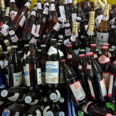 Bild: Bierflaschen, über dts Nachrichtenagentur