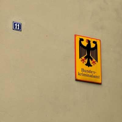 Bild: Bundeskriminalamt, über dts Nachrichtenagentur