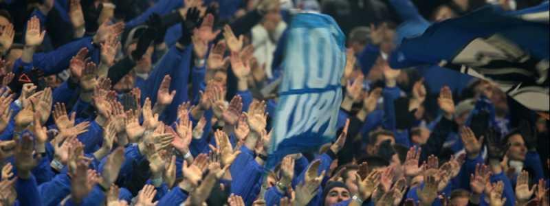 Bild: Schalke-Fans, über dts Nachrichtenagentur