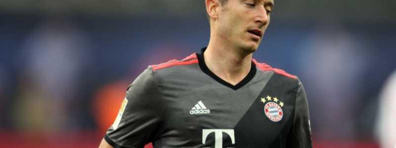 Bild: Robert Lewandowski (FC Bayern), über dts Nachrichtenagentur