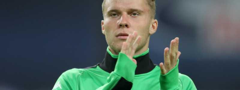 Bild: Nico Elvedi (Borussia Mönchengladbach), über dts Nachrichtenagentur