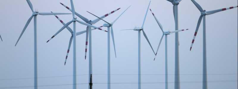 Bild: Windräder, über dts Nachrichtenagentur