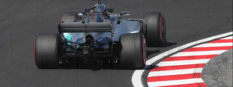 Bild: Formel-1-Rennauto von Mercedes, über dts Nachrichtenagentur