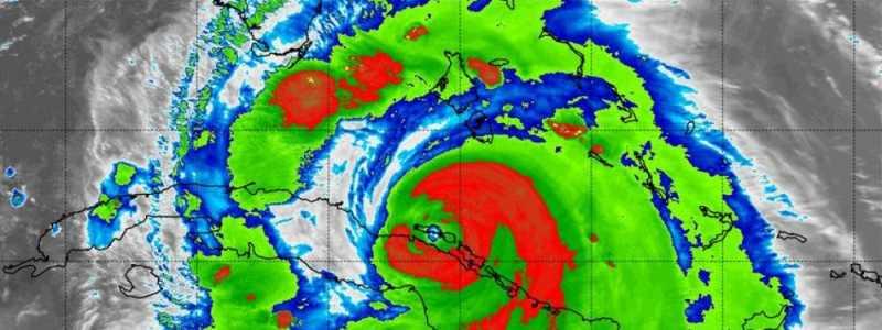 Bild: Hurrikan Irma, NASA/NRL, über dts Nachrichtenagentur