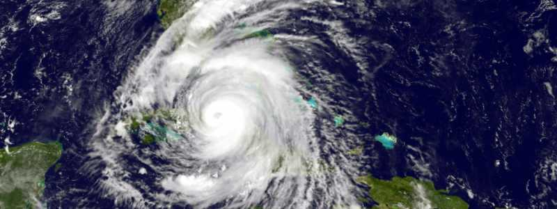 Bild: Hurrikan Irma, NASA/NOAA, über dts Nachrichtenagentur