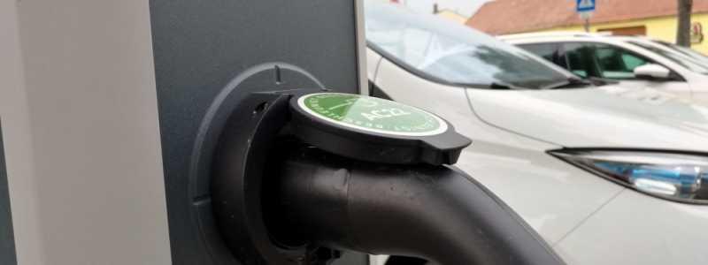 Bild: Stromtankstelle für E-Auto, über dts Nachrichtenagentur