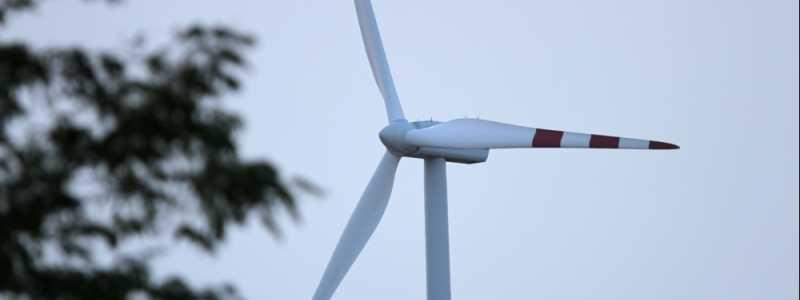 Bild: Windrad, über dts Nachrichtenagentur