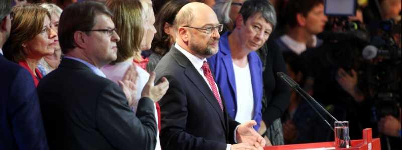 Bild: Martin Schulz am 24.09.2017, über dts Nachrichtenagentur