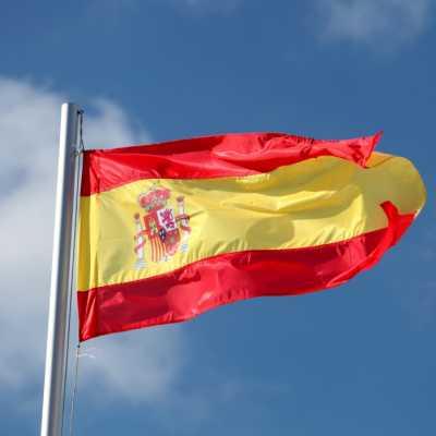 Bild: Flagge von Spanien, über dts Nachrichtenagentur