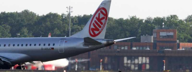 Bild: Niki-Flugzeug, über dts Nachrichtenagentur