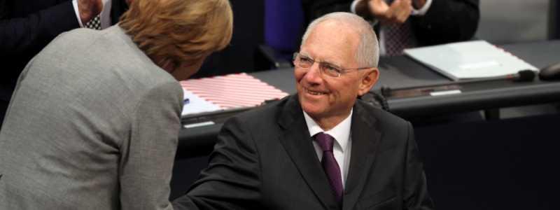 Bild: Wolfgang Schäuble am 24.10.2017, über dts Nachrichtenagentur