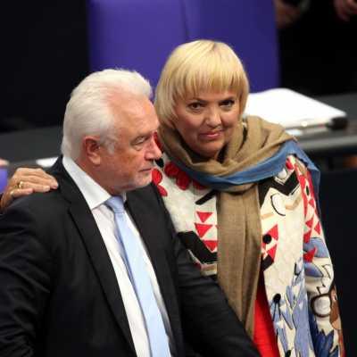 Bild: Wolfgang Kubicki und Claudia Roth, über dts Nachrichtenagentur