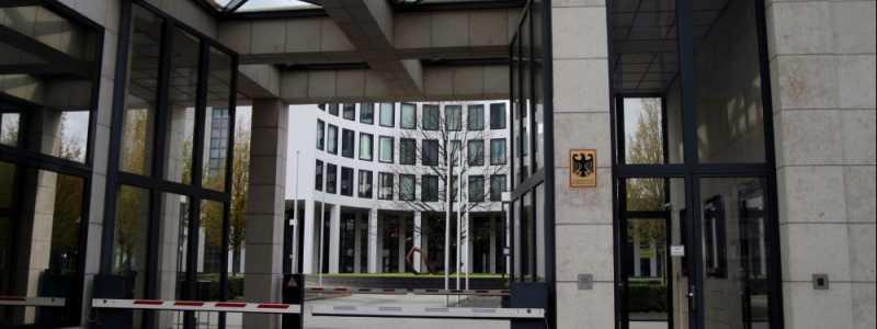 Bild: Generalbundesanwalt, über dts Nachrichtenagentur