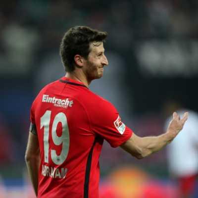 Bild: David Ángel Abraham (Eintracht Frankfurt), über dts Nachrichtenagentur
