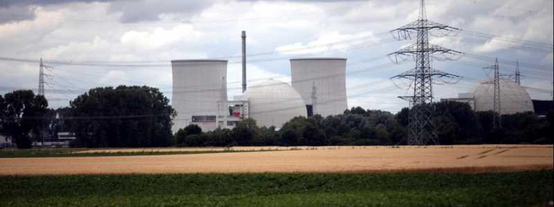 Bild: Atomkraftwerk, über dts Nachrichtenagentur