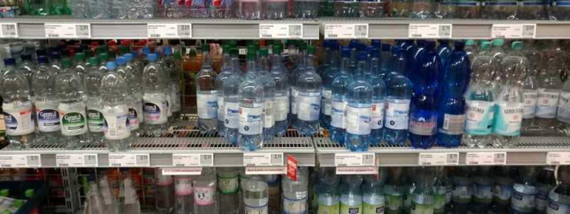 Bild: Wasserflaschen, über dts Nachrichtenagentur