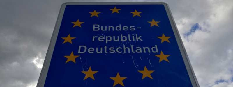 Bild: Grenzmarkierung, über dts Nachrichtenagentur