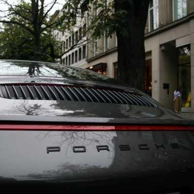 Bild: Porsche in der Düsseldorfer Kö, über dts Nachrichtenagentur