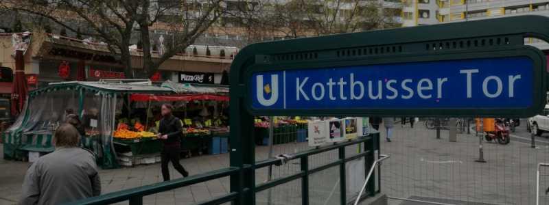 Bild: Kottbusser Tor in Berlin-Kreuzberg, über dts Nachrichtenagentur