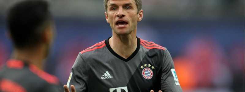 Bild: Thomas Müller (FC Bayern), über dts Nachrichtenagentur