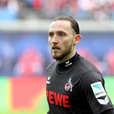 Bild: Marco Höger (1. FC Köln), über dts Nachrichtenagentur