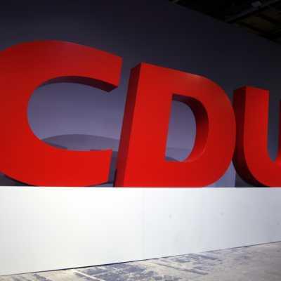 Bild: CDU-Logo, über dts Nachrichtenagentur