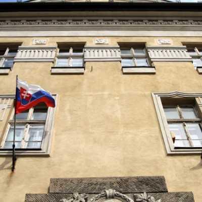 Bild: Fahne der Slowakei, über dts Nachrichtenagentur