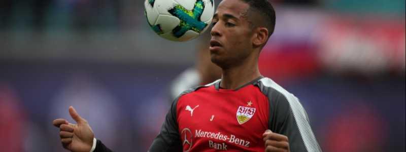Bild: Dennis Aogo (VfB Stuttgart), über dts Nachrichtenagentur