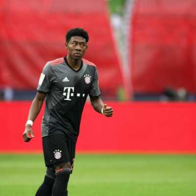 Bild: David Alaba (FC Bayern), über dts Nachrichtenagentur