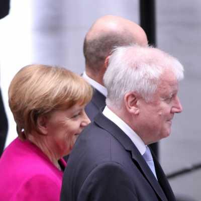 Bild: Merkel, Scholz und Seehofer, über dts Nachrichtenagentur