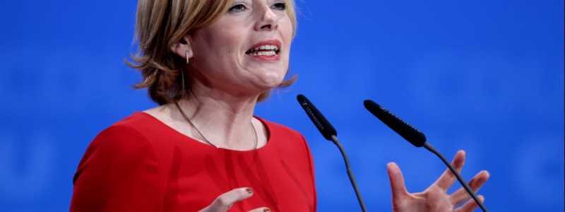Bild: Julia Klöckner, über dts Nachrichtenagentur