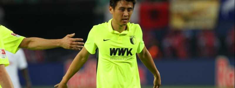 Bild: Ja-Cheol Koo (FC Augsburg), über dts Nachrichtenagentur