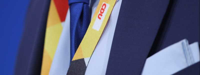 Bild: CDU-Parteimitglied, über dts Nachrichtenagentur
