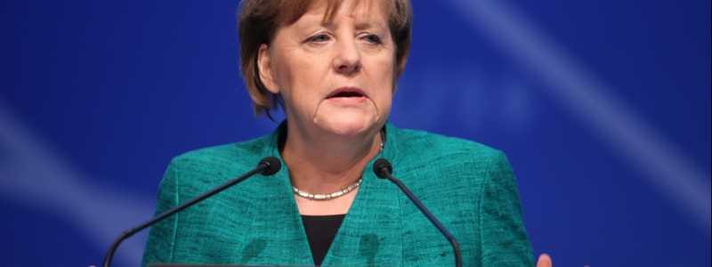 Bild: Angela Merkel bei der CSU, über dts Nachrichtenagentur