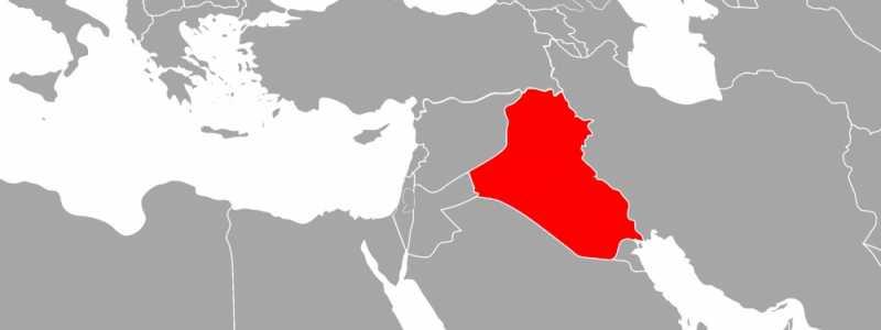 Bild: Irak, über dts Nachrichtenagentur
