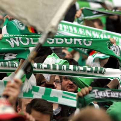 Bild: Fans des VfL Wolfsburg, über dts Nachrichtenagentur