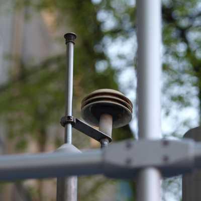 Bild: Luft-Messstation, über dts Nachrichtenagentur